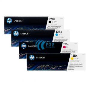 کارتریج تونر رنگی HP-128A