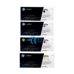کارتریج تونر رنگی HP-651A