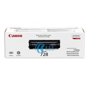 کارتریج تونر مشکی Canon-728