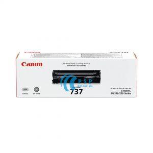 کارتریج تونر مشکی Canon-737