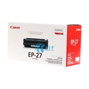 کارتریج تونر مشکی Canon-EP-27