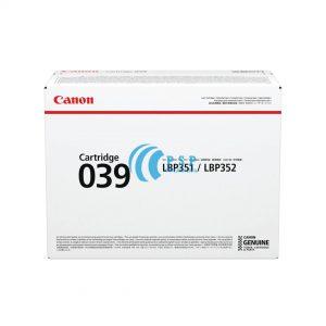 کارتریج تونر مشکی Canon-039