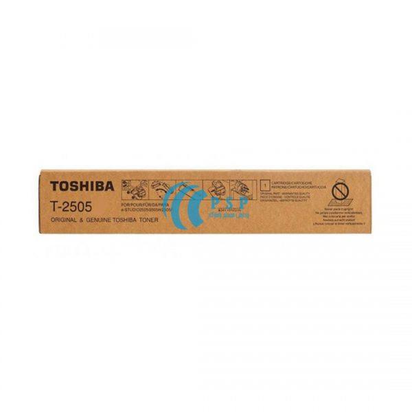 کارتریج Toshiba-T-2505P گرم پایین
