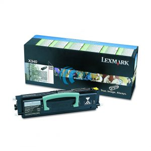 کارتریج تونر مشکی Lexmark-X340