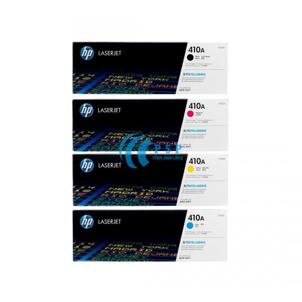پرینتر رنگی 4کاره HP-LaserJet-Pro-MFP-M477fnw