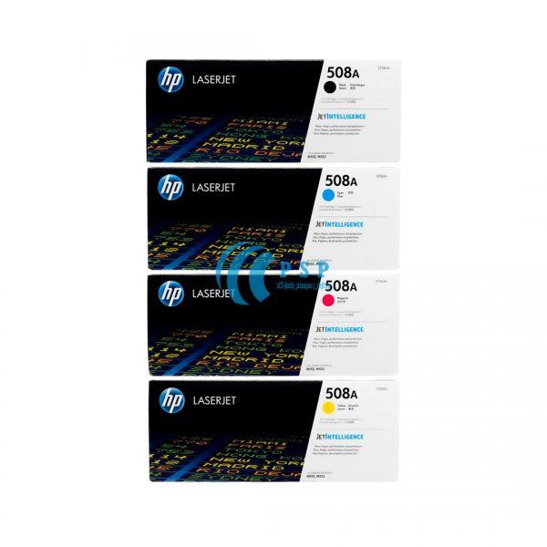 پرینتر رنگی HP-LaserJet-Enterprise-M552dn