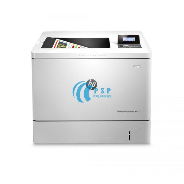 پرینتر رنگی HP-LaserJet-Enterprise-M553n