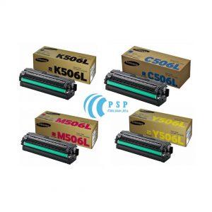 شارژ کارتریج رنگی Samsung-CLT-506L