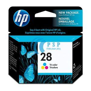 کارتریج جوهرافشان HP-28