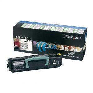 شارژ کارتریج تونر Lexmark-X203