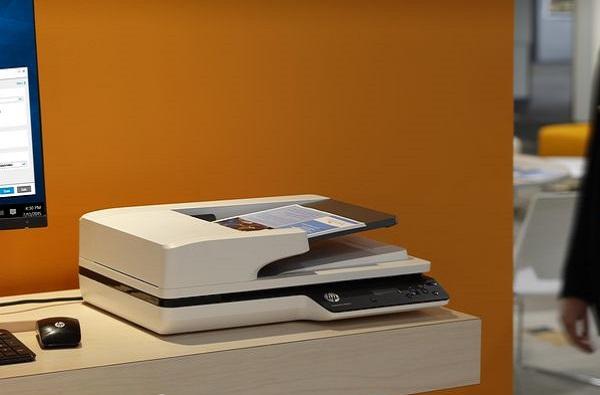 اسکنر HP ScanJet 3500