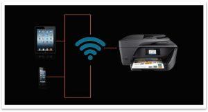 استفاده از قابلیت AirPrint اپل در پرینتر های HP